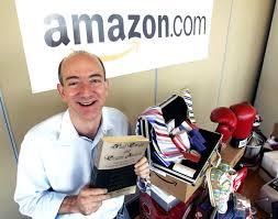 Amazon founded