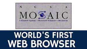 Mosaic browser launched